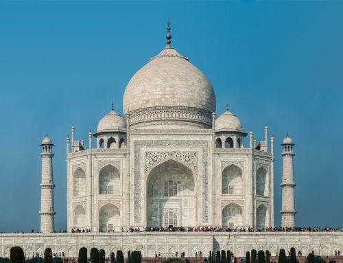 INDIA TRIANGLE DEL NORD 22 DE FEBRER